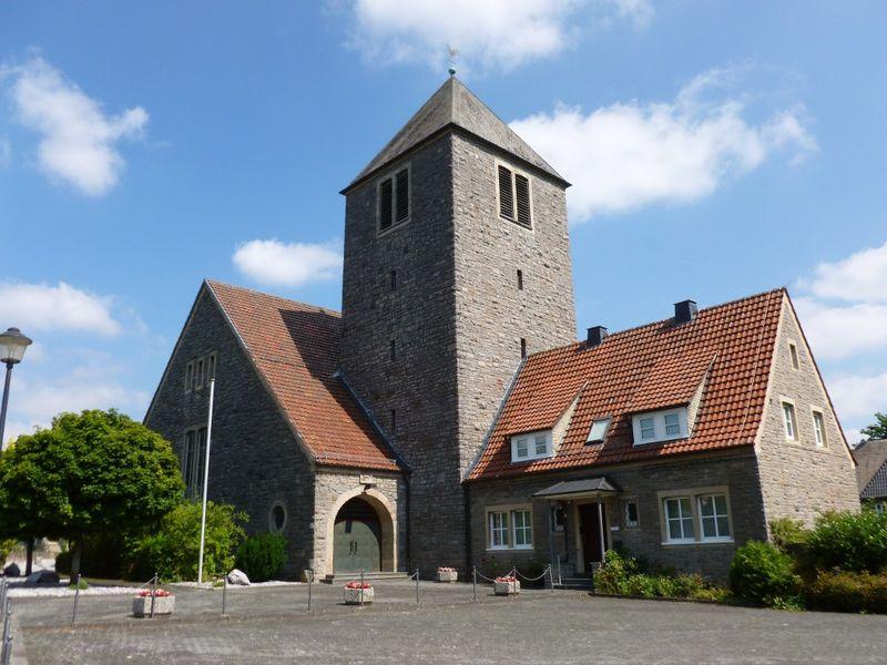 Christkönig Kirche Bredelar
