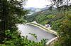 Blick vom Eisenberg auf den Diemelsee