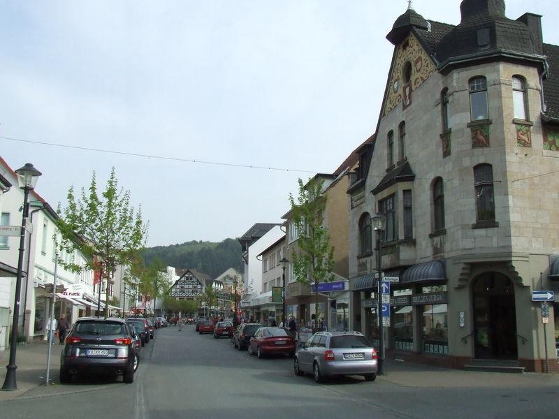 Hauptstraße Niedermarsberg