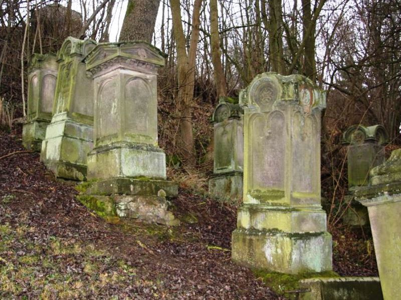 Jüdischer Friedhof Obermarsberg