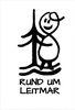 Logo/Wegzeichen Lehrpfad Rund um Leitmar