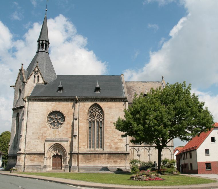 Nikolaikirche Obermarsberg