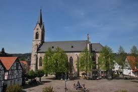 Kath. Propsteikirche St. Magnus Niedermarsberg