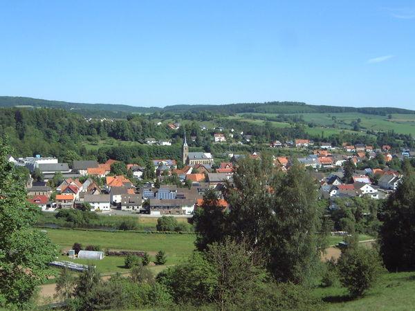 Ortsansicht Westheim