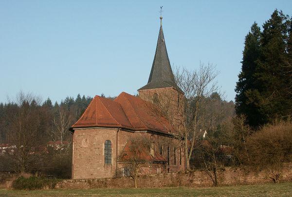 Kirche St. Markus Marxzell