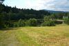 Blick auf den Badesee in Mauth im Reschbachtal