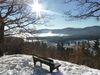 Blick vom Kahlen im Winter