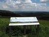 Panoramatafel des Sauerland Höheflugs am Krutenberg