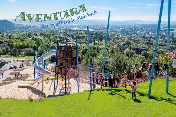 AVENTURA - Der SpielBerg in Medebach