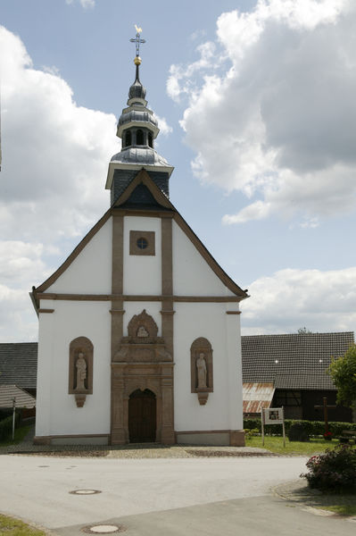 Barockkapelle in Berge