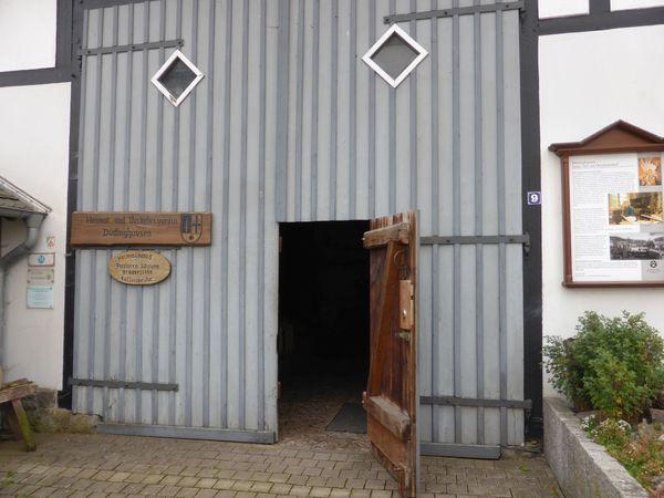 Drechsel-Museum in Düdinghausen