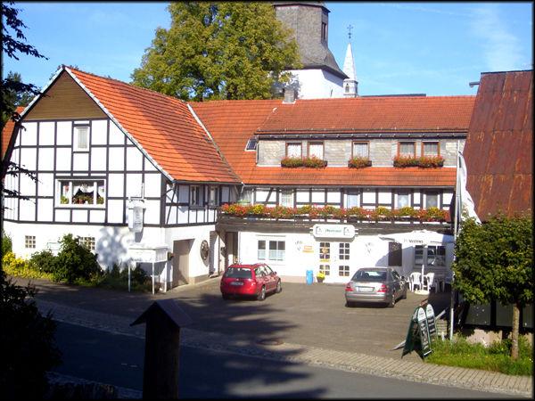 E-Bike Akku-Ladestation im Gasthof Oberreuter