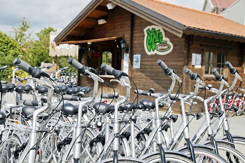 Fahrradverleih, Cycle Center