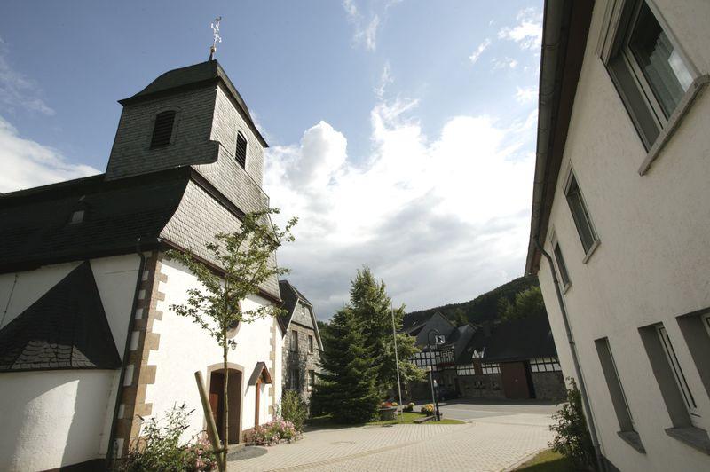 Kirche in Referinghausen
