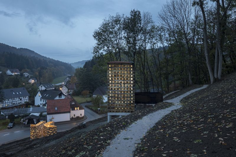 Oberholz - Open Mind Place in Medebach/Referinghausen