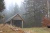 Idyllisch gelegen: Die Schutzhütte Kalied