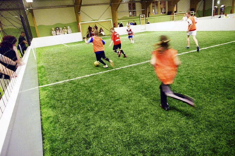 Soccer World Center Parcs Hochsauerland