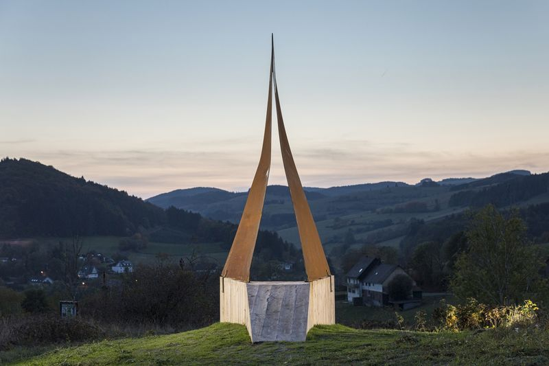 Sonnenklang - Open Mind Place in Medebach/Referinghausen