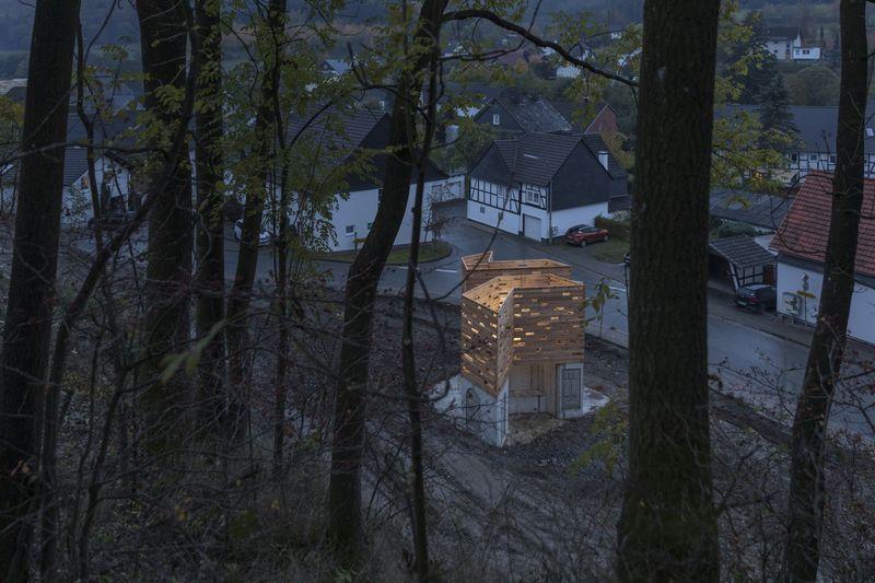 Unterholz - Open Mind Place in Medebach/Referinghausen