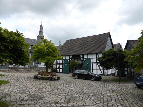 Dorfplatz Deifeld