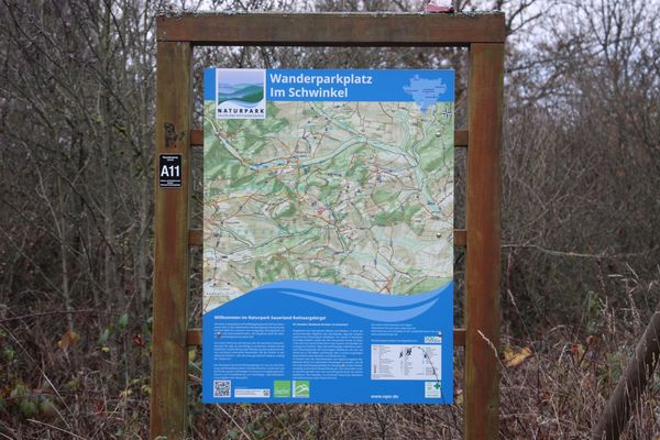 Willkommen im Naturpark Sauerland Rothaargebirge!
