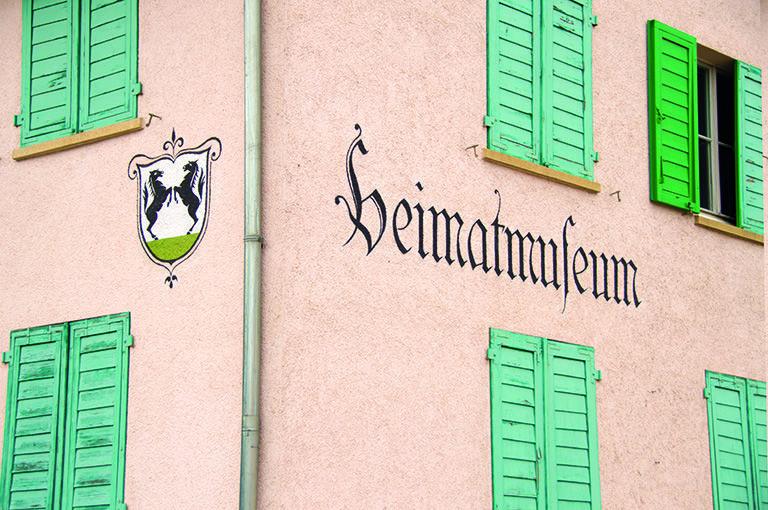 Heimatmuseum Mehrstetten
