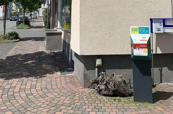 E-Bike-Ladestation Meinerzhagen Valbert