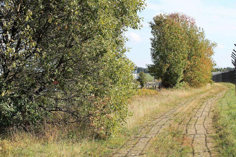 Die historische Straße in Meinerzhagen