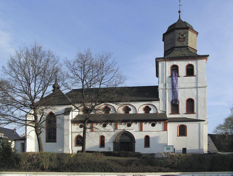 Jesus Christus Kirche Meinerzhagen 1