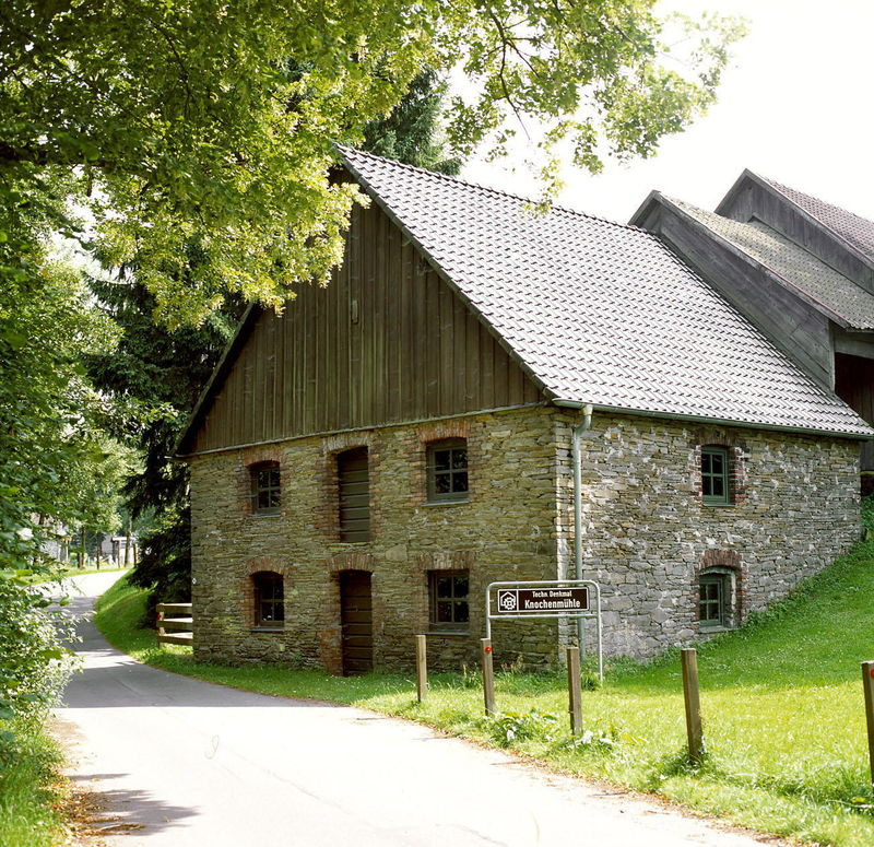 Knochenmühle Mühlhofe