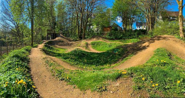 Bikepark Pumptrack Meinerzhagen Himecke