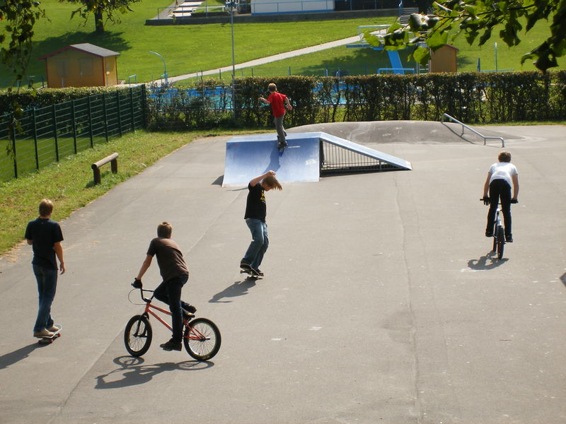 Skaterplatz