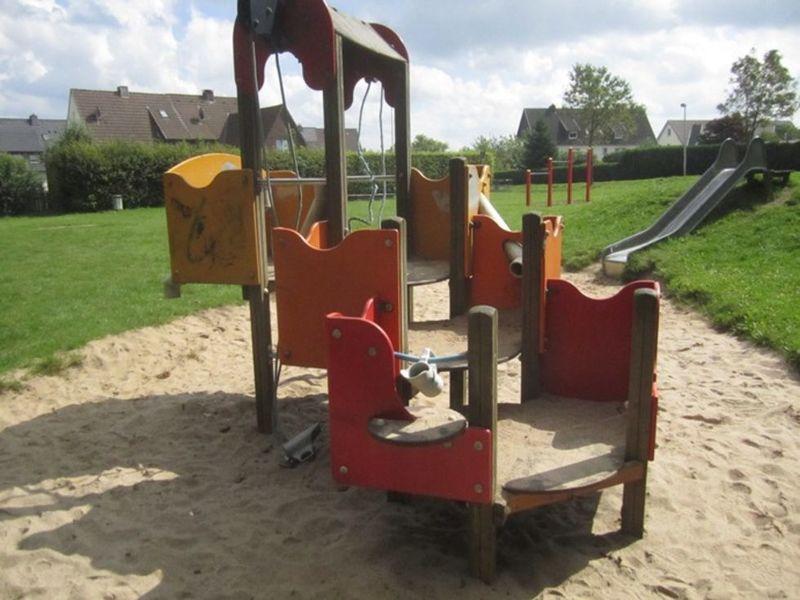 Spielplatz im Meinerzhagener Stadtgebiet