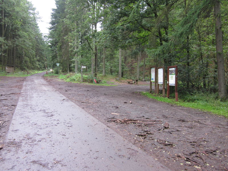 Wanderparkplatz Quellental