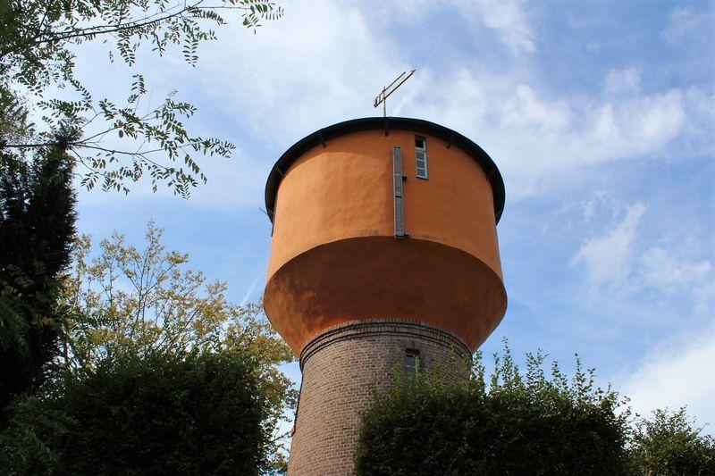 Der historische Wasserturm