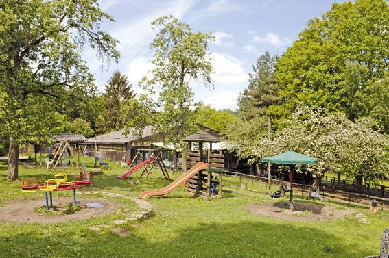 Tierpark Melsungen