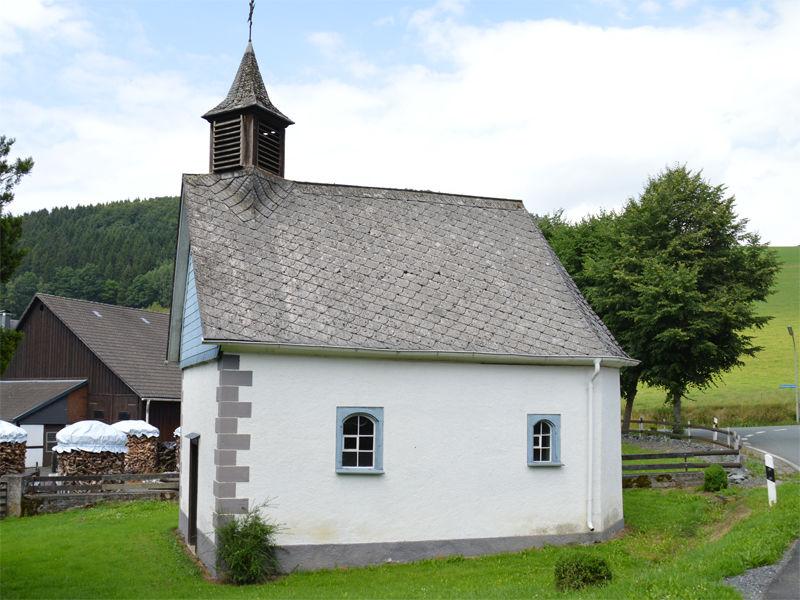 Agathakapelle Löttmaringhausen