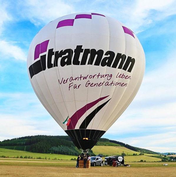 Ballonteam Stratmann in Meschede-Wehrstapel