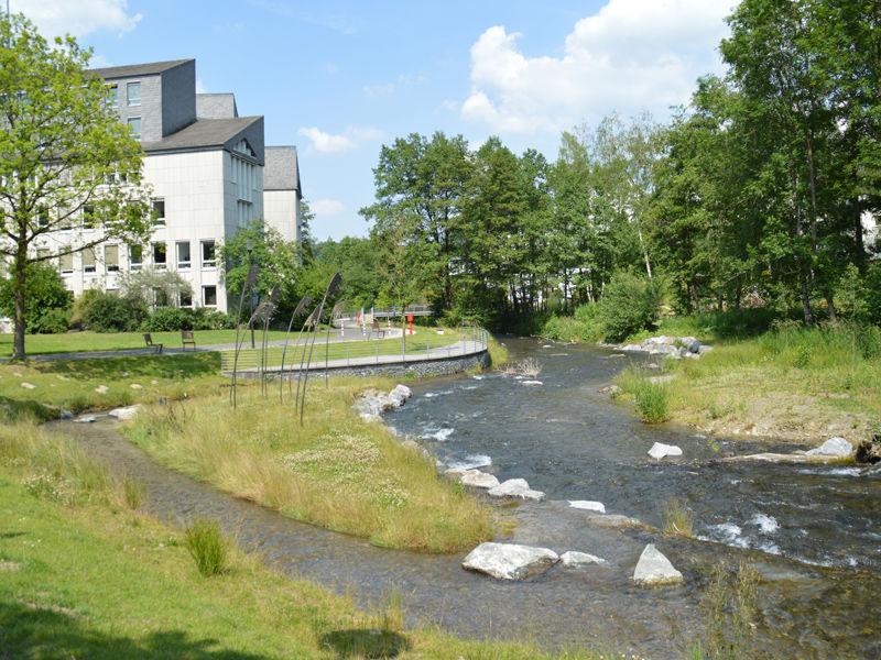 Kreishauspark Meschede