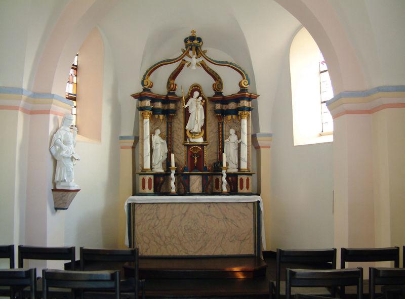 Luzienkapelle