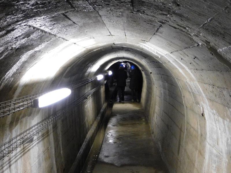 Staudammführung am Hennesee
