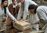 Holzarbeiter