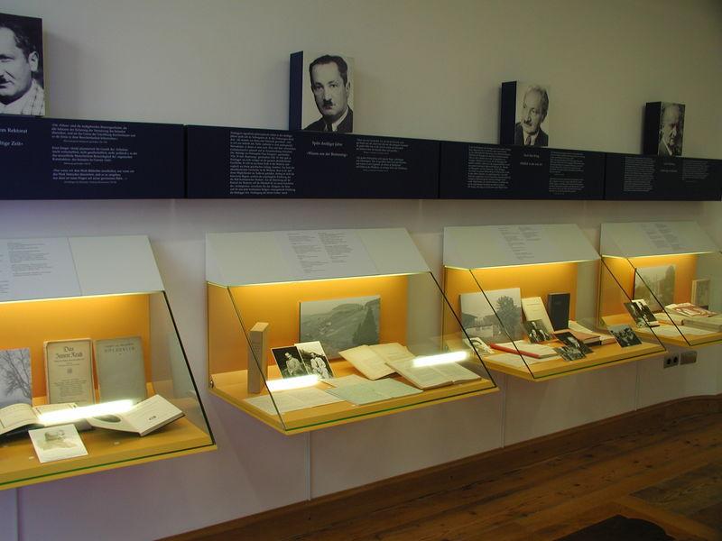 Martin-Heidegger-Museum im Schloß Meßkirch