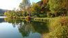 Herbst am Oberdigisheimer Stausee