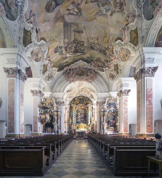 Das Kloster Metten