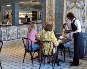 erlebniszentrum villeroy boch tourismus zentrale saarland gmbh. Black Bedroom Furniture Sets. Home Design Ideas