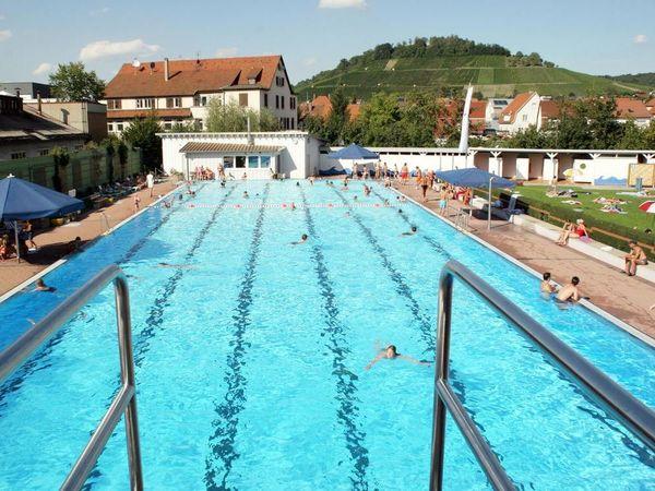 Freibad Metzingen