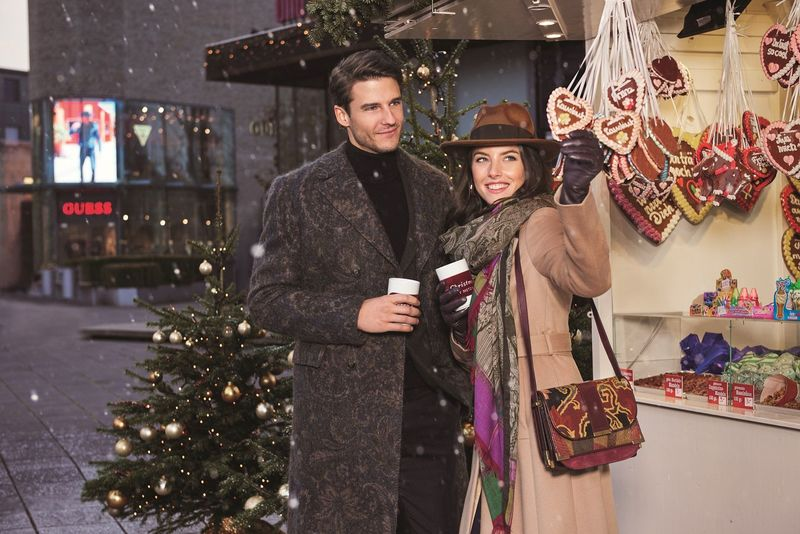 Magic Winter Dreams in der Outletcity Metzingen