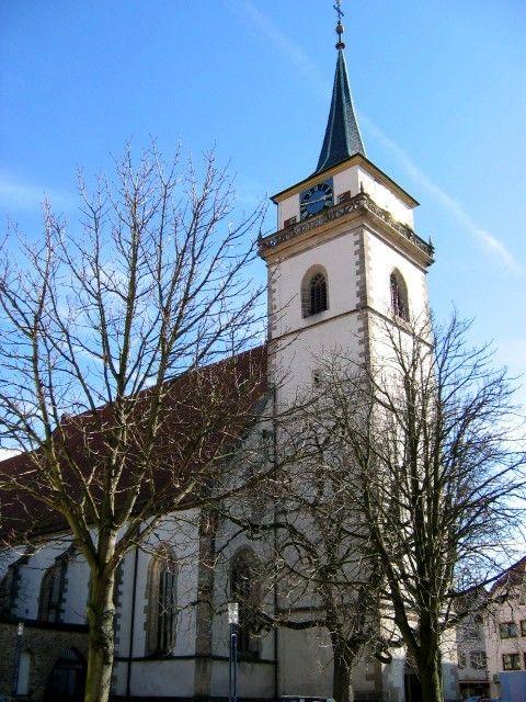 Martinskirche in Metzingen