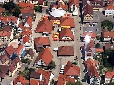 Sieben Keltern in Metzingen